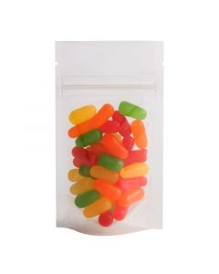 2oz. (60g) Poly Stand-Up Zip Pouches