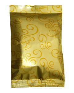 2oz. (60g) Aroma Patterned Metallized Flat Pouches