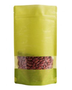16oz. (450g) Rice Paper Stand-Up Pouches