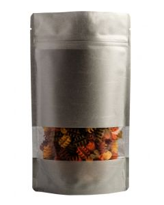 8oz. (225g) Rice Paper Stand-Up Pouches